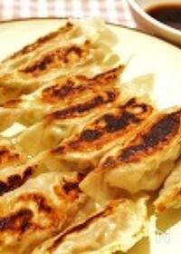 『ジューシー豆腐餃子』