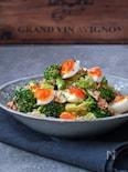 旨味凝縮・デリ風♪ブロッコリーとキャベツと卵の明太マヨサラダ