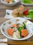 レンジで作る牡蠣のオイスターソース和え