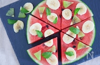 夏のおもてなしに!フルーツのかわいい切り方
