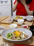 豚肉とたっぷり野菜の生姜焼き~♬