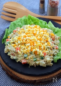 『ロシア風ポテトサラダ(オリヴィエサラダ)』