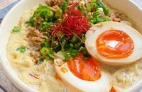 余った素麺でアレンジ☆豆乳ごまスタミナ素麺