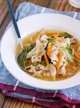 重ねて煮るだけ♪『豚バラと白菜の絶品♡とろとろ塩スープ』
