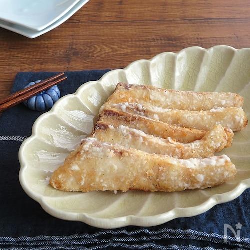 お弁当やおつまみに♪生姜風味で食欲そそる☆ぶりの竜田揚げ