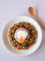 夏野菜のドライカレー(夏越ごはん)ルーあり・ルーなし