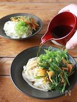 サックサク葉つき人参の天ぷら。野菜かきあげを失敗しないコツ!