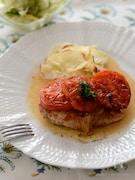 焼きトマトチキン