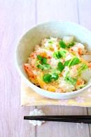 【ほぼカニ】絶品カニカマと大根の炊き込みごはんの作り方レシピ