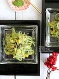 豆もやしの抹茶ナムル