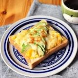 アボカドタルタルトースト