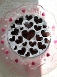 グルテンフリーなイタリアのシンプルチョコレートケーキ
