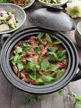 ホタルイカの香りがギュッと詰まった炊き込みご飯