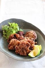 豚肉と生姜の唐揚げ