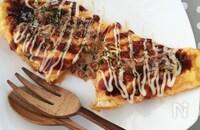 スピード料理☆材料2種!中からトロリ オム納豆
