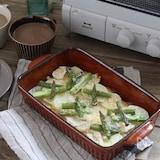 トースターで作る!簡単すぎるホットポテトサラダ