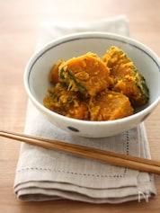 かぼちゃの味噌しょうが煮