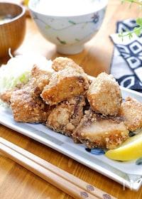 『まるでお肉♡男子も喜ぶお魚おかず!『ぶりの竜田揚げ』』