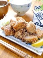 まるでお肉♡男子も喜ぶお魚おかず!『ぶりの竜田揚げ』