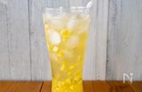 夏に飲みたい♡パイナップルジャスミンティー(フルーツティー)