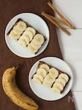 シナモンとはちみつのバナナトースト