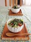 一人ご飯 アボガド豆腐どんぶり