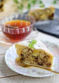 『さつま芋とバナナのバターケーキ 』