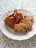 黒豆と金柑の米粉パウンドケーキ