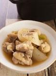 鶏と大根のほっこり煮