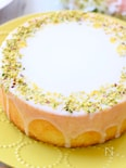 しっとり感が半端ない♩甘酸っぱいレモンケーキ