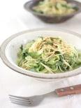 塩麹和えきゅうり(作り置きOK)の冷製カッペリーニ