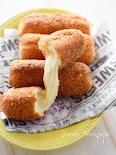 簡単おやつ韓国風チーズドッグ「ハッドグ」