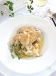 鶏手羽の白ワインマーマレード煮