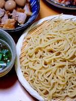 久しぶりに圧力鍋でチャーシューを作る、そしてつけ麺で食べる