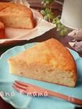 素朴だけどじんわり美味しいさつまいもケーキ♪