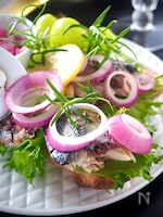 しっとりやわらかい*低温調理器なくても出来る鯖のオイル煮