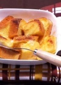 『トースターで簡単♪フライパン要らずのフレンチトースト』