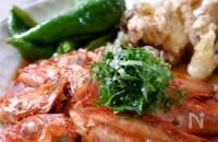 みんな大好き!フライパンでつくる基本の煮魚