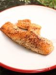 フライパンで簡単!銀鮭ソテー
