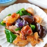 【鶏肉のオイスターソース炒め】夏野菜をモリモリ食べよう😃