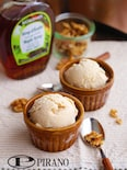 メープルくるみのアイスクリーム♪