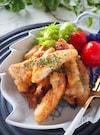 ガッツリ男子も喜ぶ*鶏むね肉のスティックマヨ照り焼き*