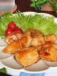 ダブルマヨでこってり濃厚♡鶏むね肉で柔らか照りマヨチキン
