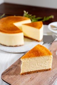 極上の口どけ!ニューヨークチーズケーキ