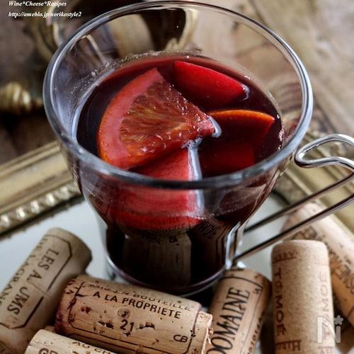 フルーツティー*ホットワイン