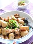 中華風・鶏肉と里いものほっこり煮