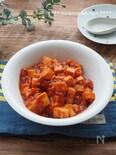 材料3つ。さっと煮るだけ 高野豆腐の麻婆風