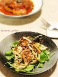 カリカリれんこんが美味しい♪5分de簡単サラダ