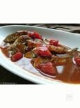 お弁当に〜鰯のハニートマト煮(作りおき)〜