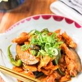 男ウケNo.1!万能【甘辛味噌ダレ】で作る鶏ハラミの炒め物♪